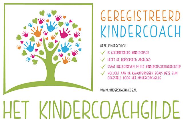 Spotcoach KinderCoach Gilde